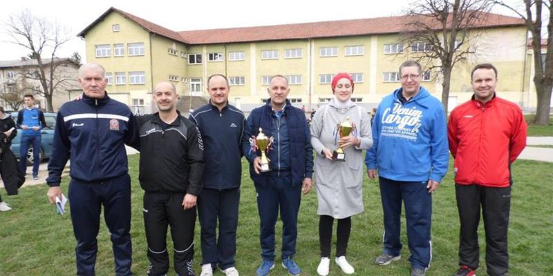 Općinsko takmičenje u atletici za učenike srednjih škola