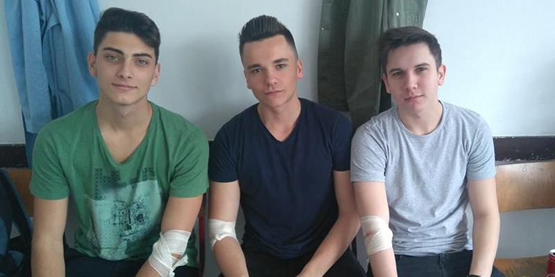 """Akcija """"Daruj krv – spasi život"""""""