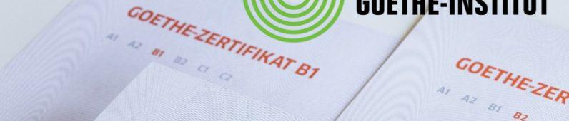 Goethe Certificate Test